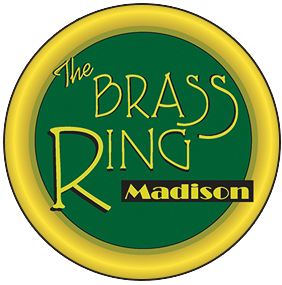 The Brass Ring Retina Logo